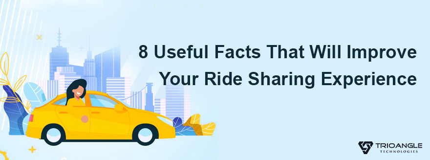 Ride sharing experience