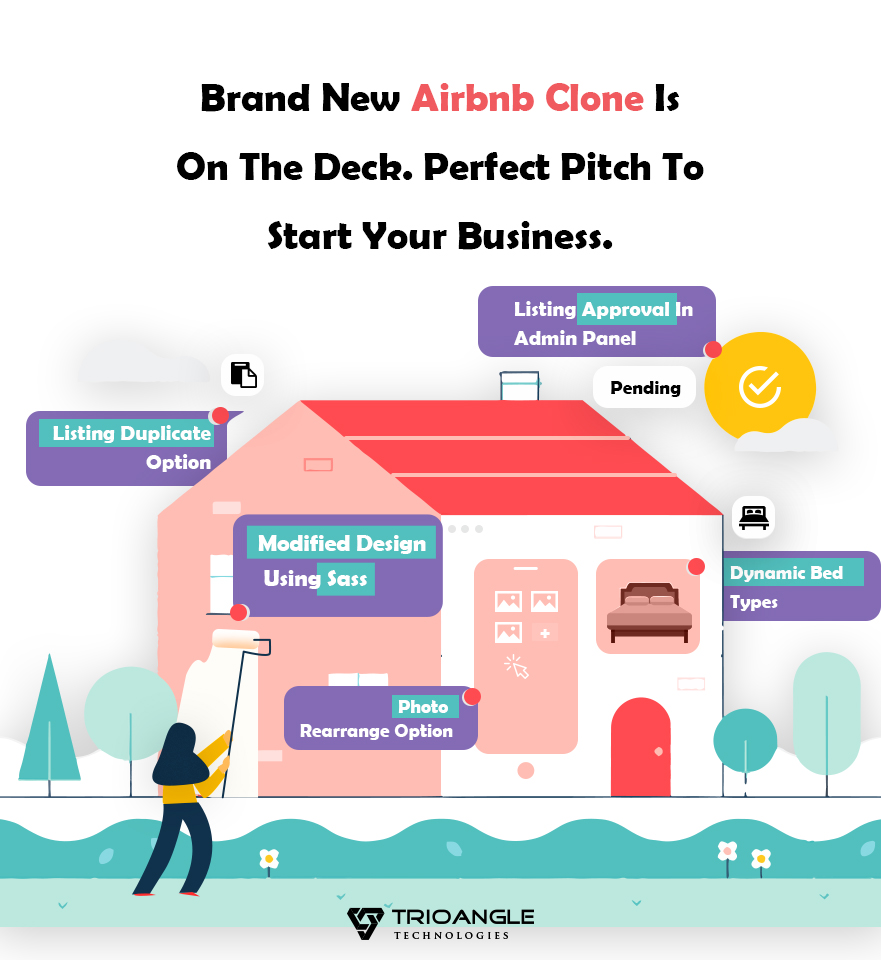 What's New In Our Airbnb Clone Script?