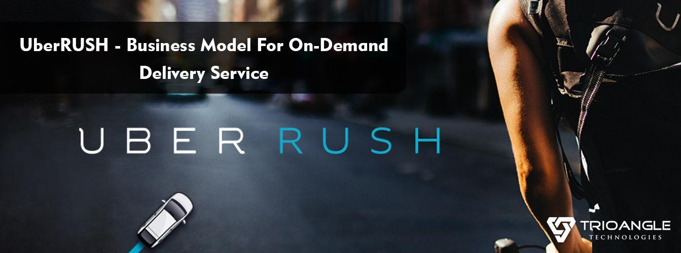uberrush business plan